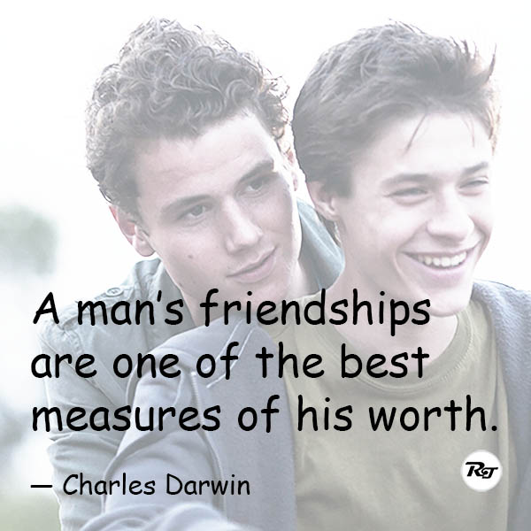 true friends sayings